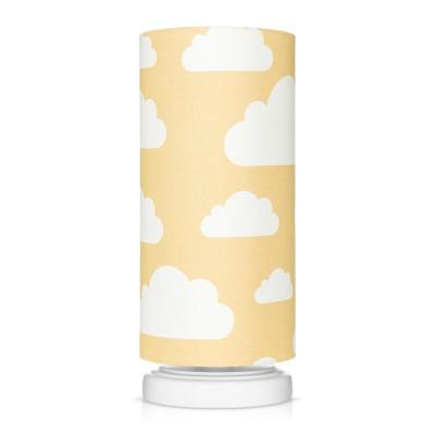 Noční lampička pro děti - Cloud Mustard