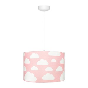 Závěsný lustr - Cloud Pink