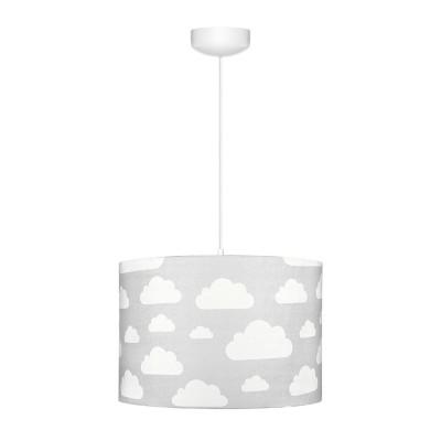 Závěsný lustr - Cloud Grey