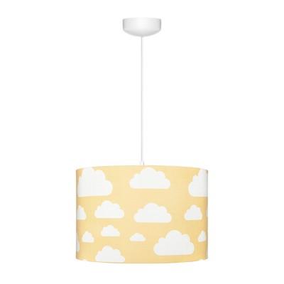 Závěsný lustr - Cloud Mustard