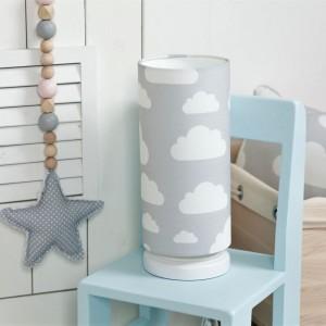 Dětská noční lampička - Cloud Grey